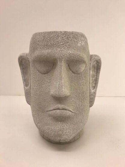 Krukke ansigt, The Empramote face. 50 cm & 30 kg.