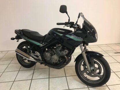 Yamaha XJ600 årgang 1992 kun kørt 55.210 km.